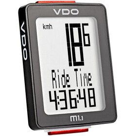 VDO M1.1 WR Cycle Computer black